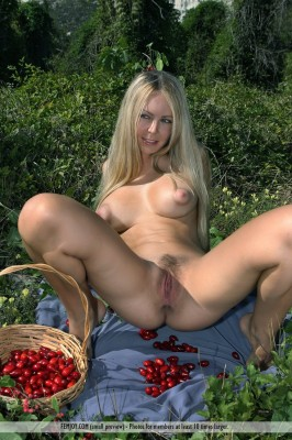 rubie-naked-picking-cherries-for-femjoy-013