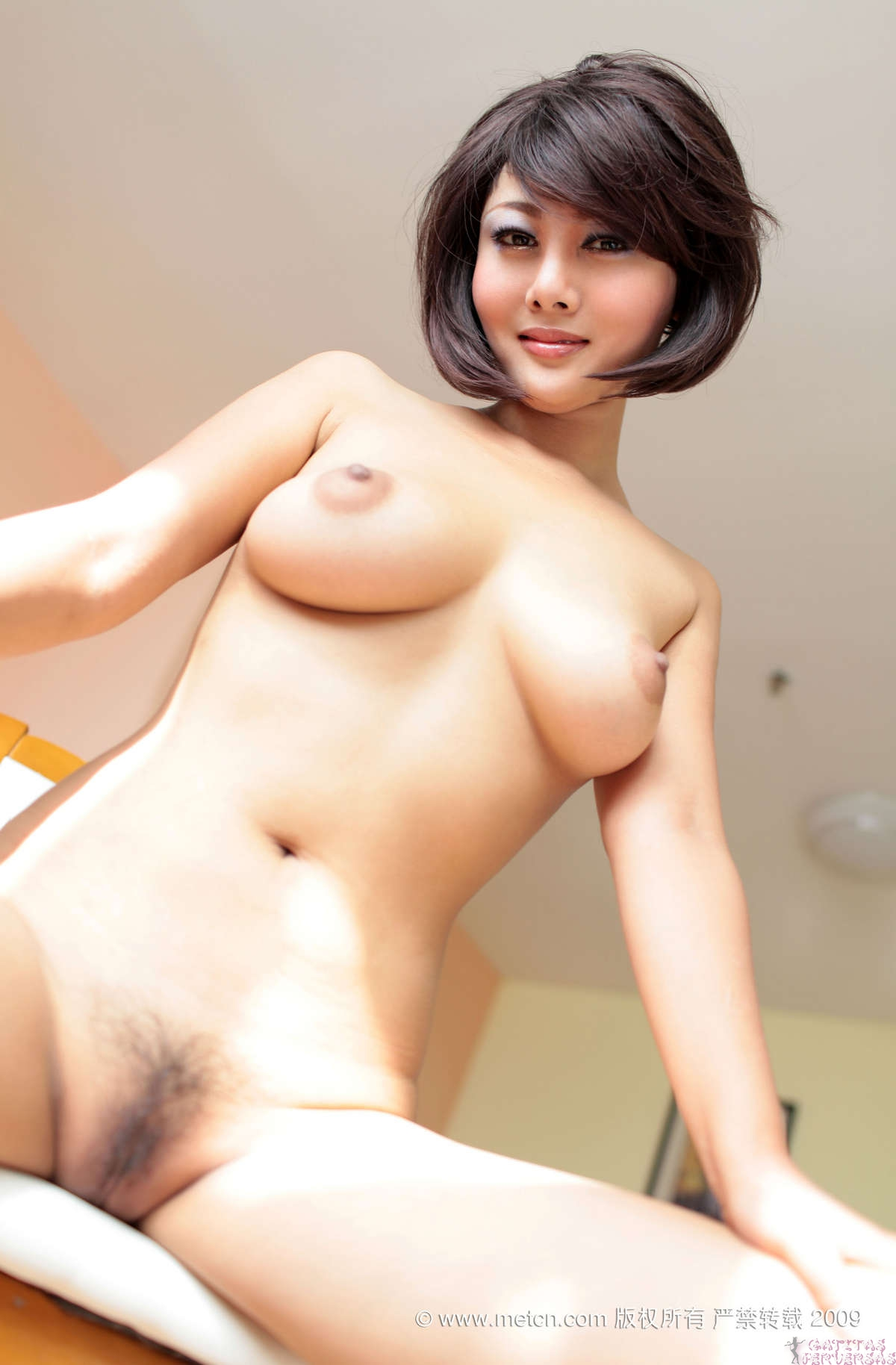 Playing japan nude art photo shaved pussy busty girl That's