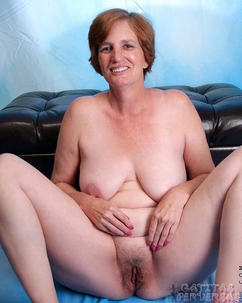 Abuelas desnudas en nylon