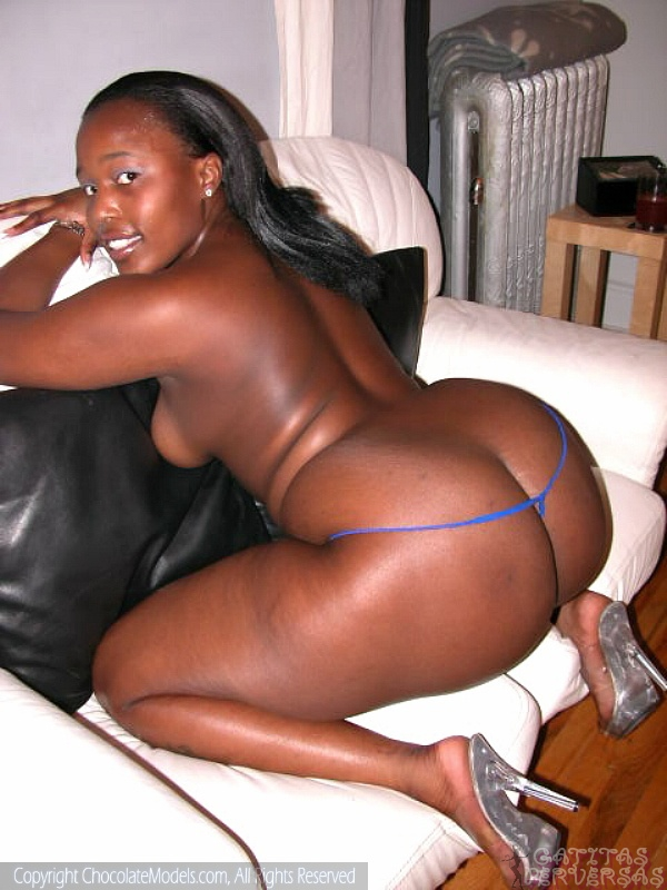 Big ass negras