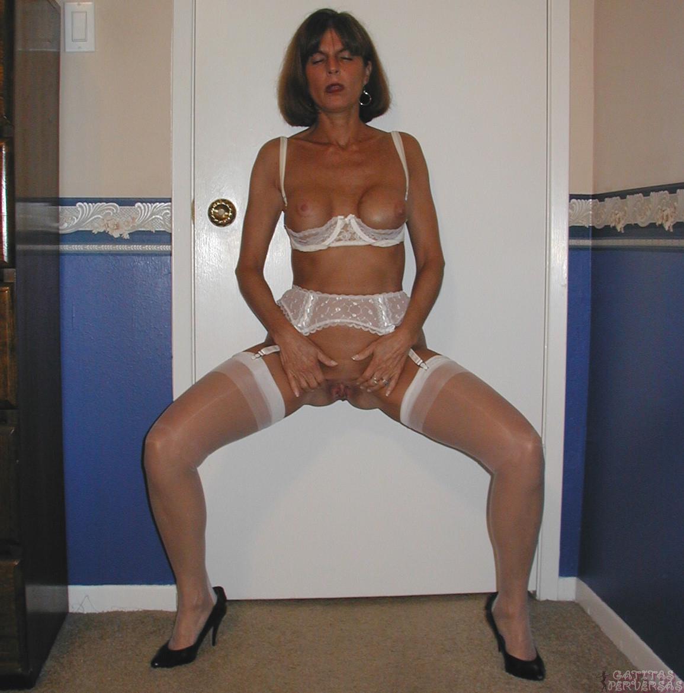 maduras en lenceria travestis desnudas