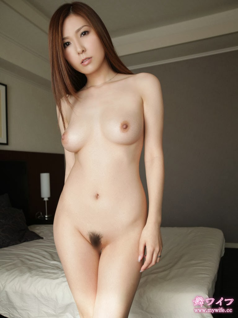 Very grateful Japan girl model naked talk