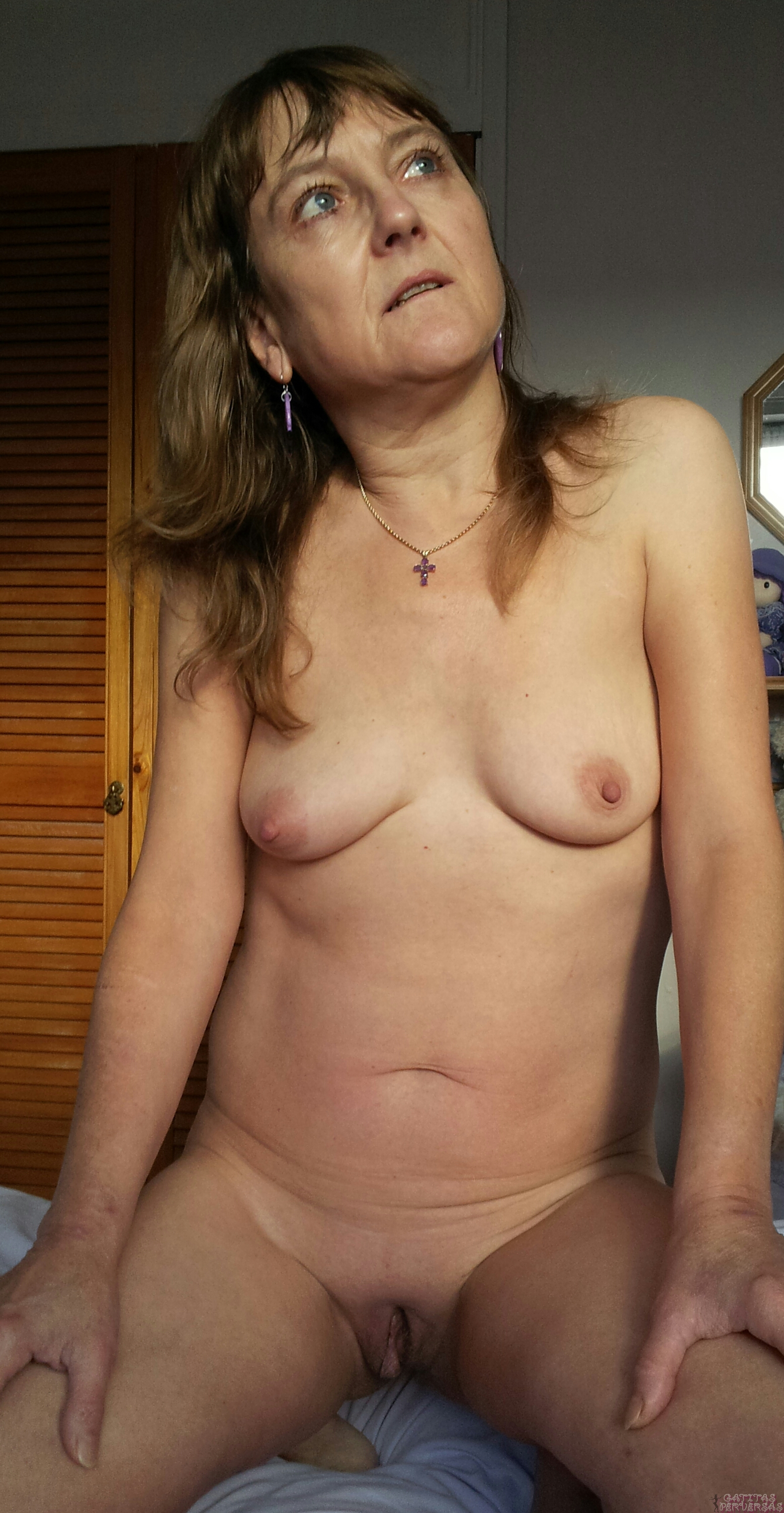 nude amateur mature female model