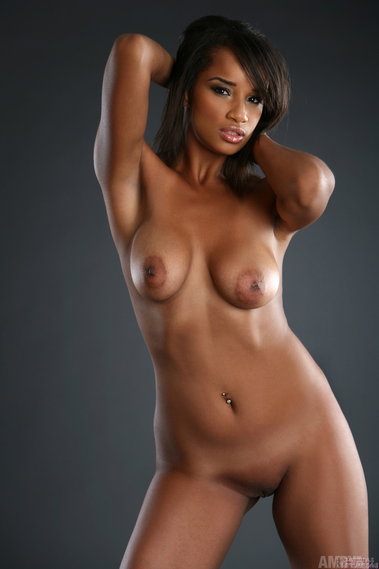 Black naked party-2505
