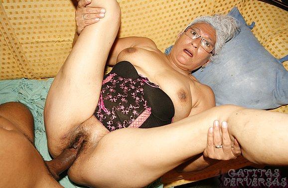 Ancianas culiando