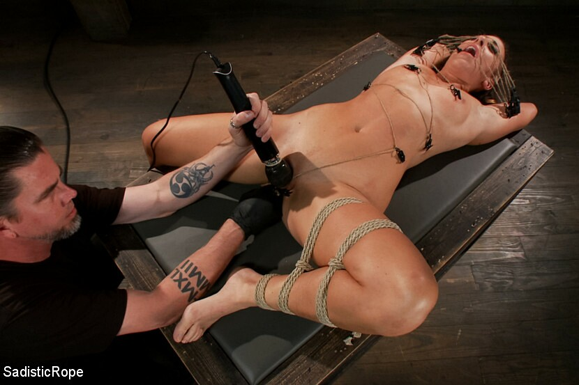 Bondage positions for men